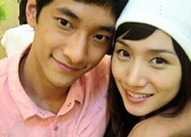 バレー選手キムヨハンと彼女