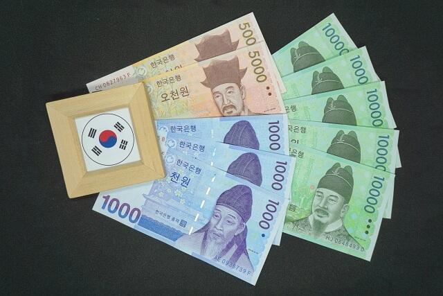 韓国のお金、物価