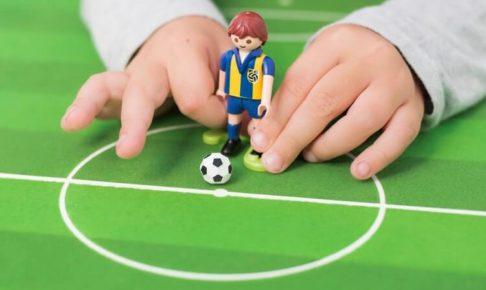 韓国サッカーラフプレー
